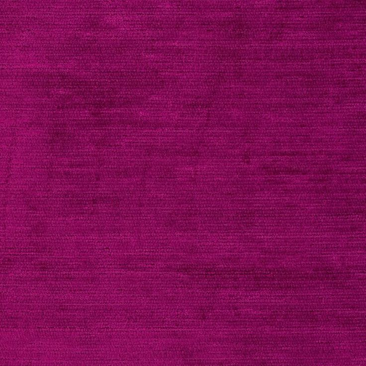 Ramtex Empress Textured Velvet Very Berry From