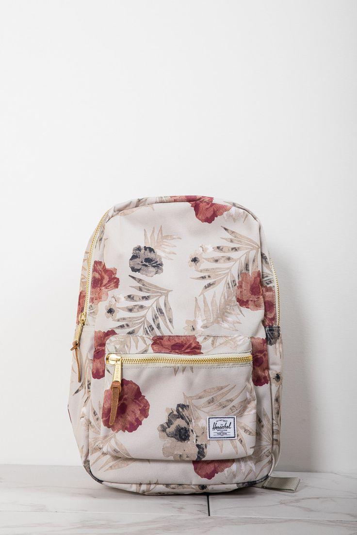 Herschel: Settlement Backpack | Mid-Volume in Pelican Floria