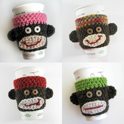 i have a mug monkey, bought it from a friend fundraising for cure for diabetes :) so cute!