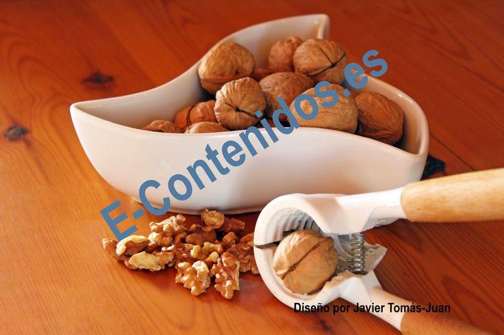 Informa sobre las propiedades y beneficios del consumo de las nueces para la salud.