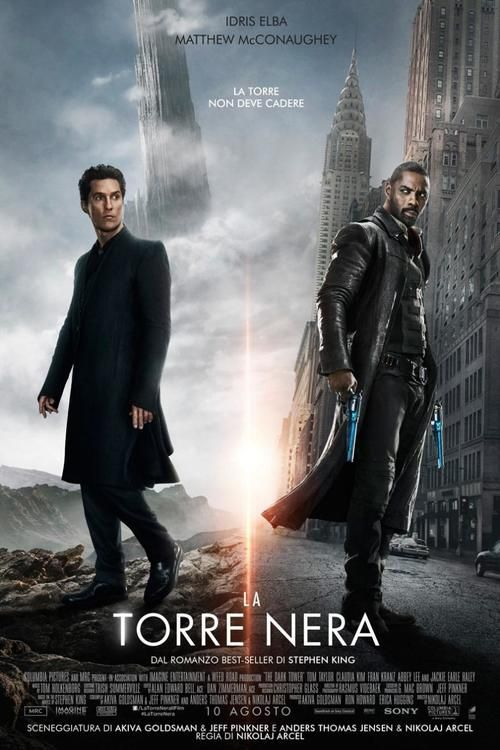 The Dark Tower 2017 full Movie HD Free Download DVDrip
