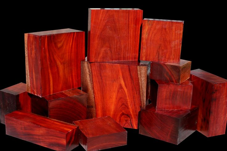 Exotic Wood Borneo Rosewood Emanating From Asia This
