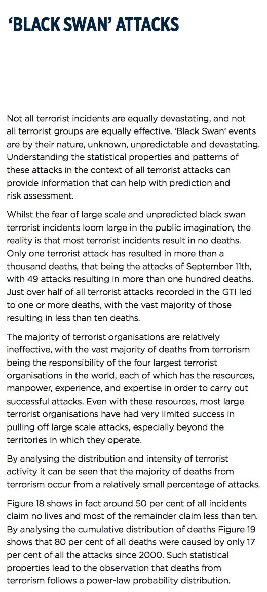 Meer dan 1000 ideeën over Impact Of Terrorism op Pinterest - Twin - risk assessment report