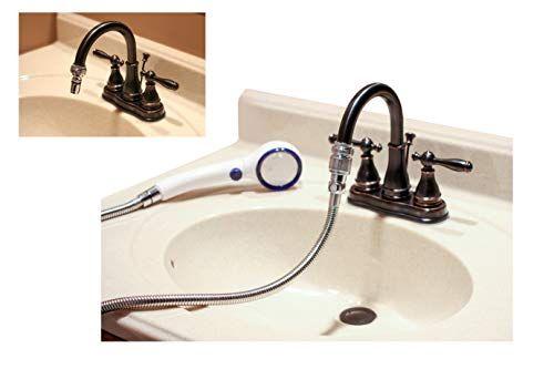 SmarterFresh Quick Connect Sink Faucet Sprayer Set   Meta https