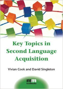 45 best books sla images on pinterest book books and libri key topics in second language acquisition vivian cook david singleton fandeluxe Image collections