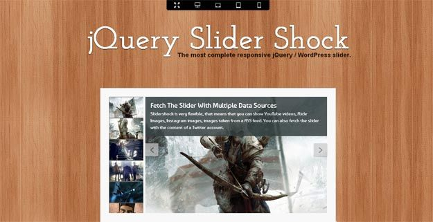 15 Best jQuery Image Slider Plugins