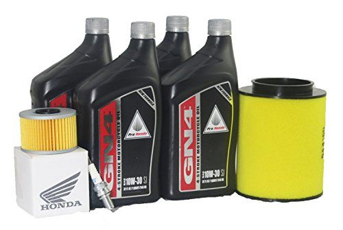 2009-2012 HONDA TRX420FA/FPA AUTO FOURTRAX RANCHER AT Tune Up Kit  Kit Includes 4 Quarts of Genuine Honda Oil, Kit Includes One Genuine Honda Oil Filter, Kit Includes One Genuine Honda Air Filter, Kit Includes One Genuine Honda Spark Plug Kit Includes 4 Quarts of Genuine Honda Oil Kit Includes 4 Quarts of Genuine Honda Oil Kit Includes One Genuine Honda Oil Filter Kit Includes 4 Quarts of Genuine Honda Oil Kit Includes 4 Quarts of Genuine Honda Oil Kit Includes One Genuine Honda Oil ..