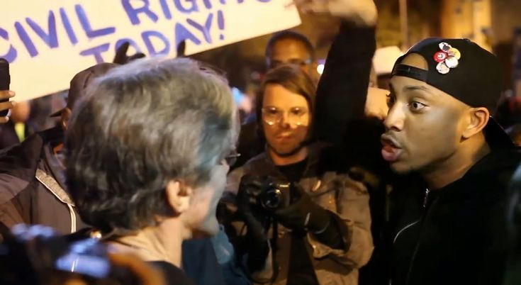 Watch A Baltimore Resident Confront Geraldo Rivera Over Fox News' Irresponsible Coverage