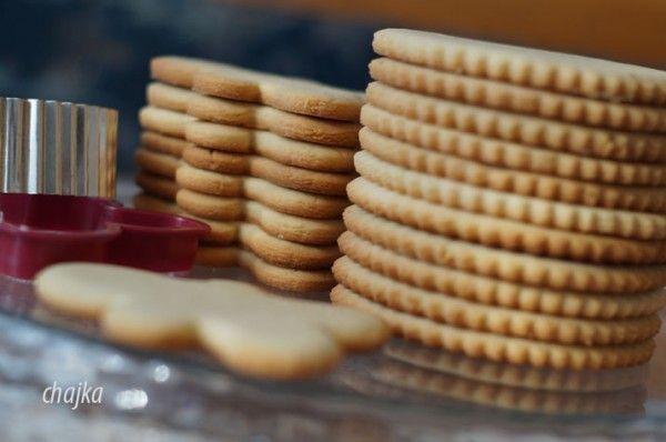 Пісочне печиво ( для айсінгу)