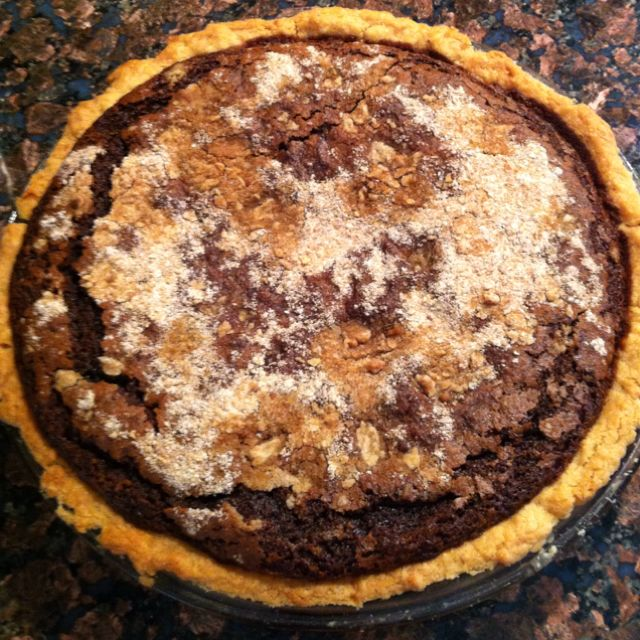 Shoofly Pie (Pennsylvania Dutch Recipe)....Mom made shoofly pies! Unheard of here in central Illinois back in the day....