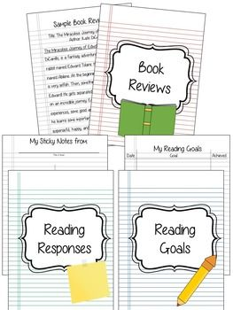 Reading Workshop Binder