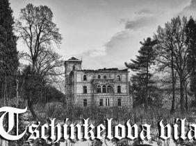 Tschinkelova vila: Dětská léčebna s pověstímučírny