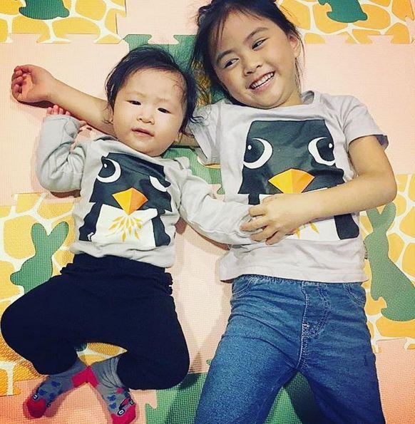 Kids Tee shirt - Mibo - Pingouin