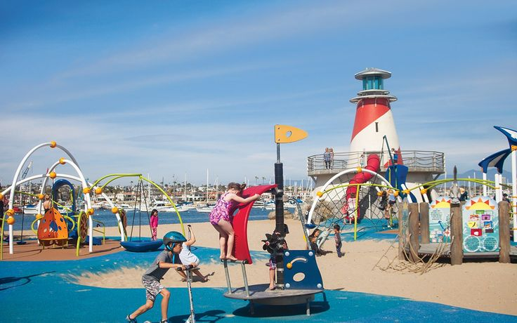 Swing States: 6 of our Favorite Playgrounds in Orange County - Orange Coast