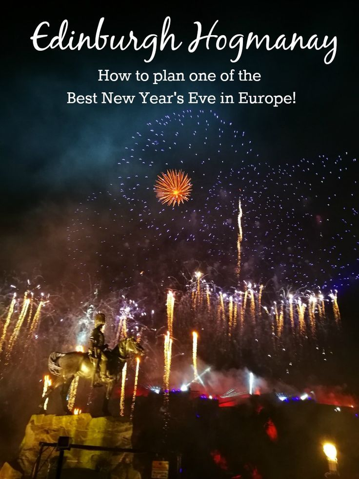 Everything you need to know about the Best New Year's Eve in Europe! Edinburgh Hogmanay is full of traditions, story and fun, an experience of a lifetime. How to plan your trip to Edinburgh Hogmanay, how to choose the best tours and accommodation.  via @loveandroad