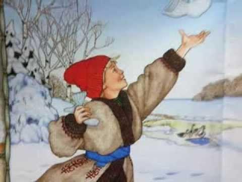 Spanish books for kids: El mitón (The Mitten). Spanish read aloud. #Spanish stories for kids #Cuentos infantiles #Winter Spanish kids books