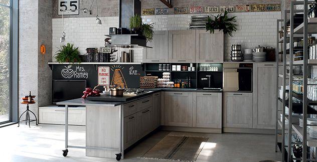 39 best Stosa Cucine images on Pinterest | Industrial, Loft and Loft ...