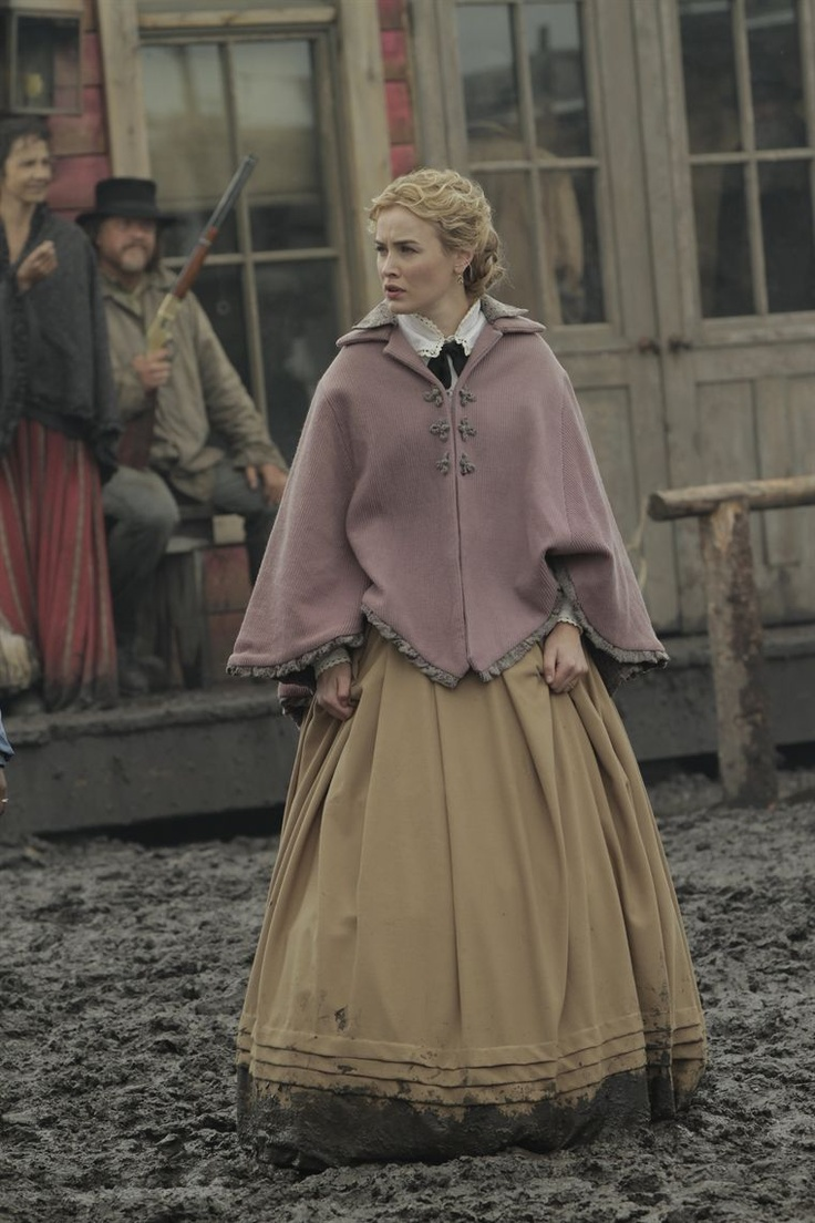 Dominique McElligott | Hell On Wheels