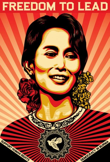 Shepard Fairey is a truly gifted artist.