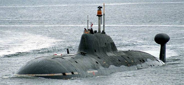 Double Trouble: India to Lease Second Russian Nuclear Attack Submarine