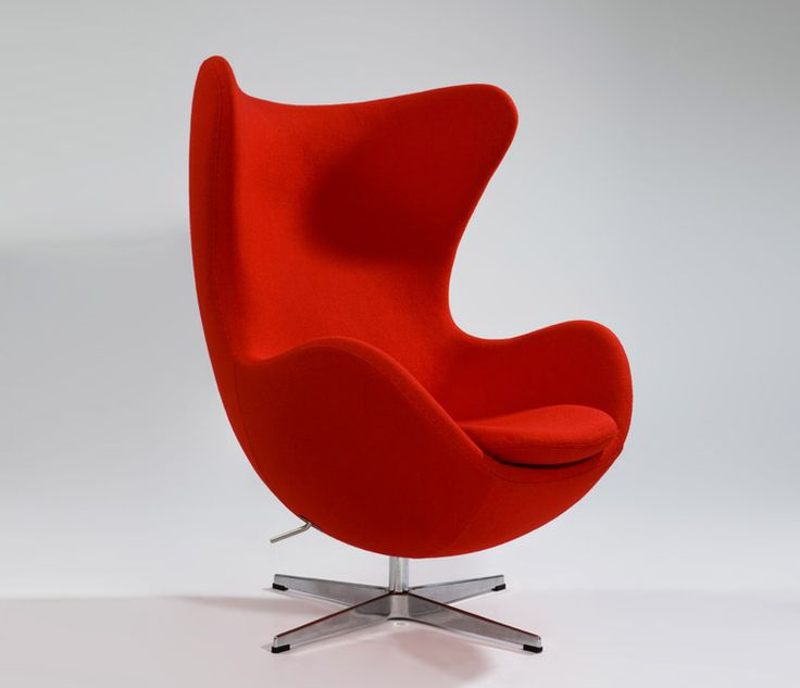 Egg chair arne jacobsen 1958 home pinterest egg for Egg chair original
