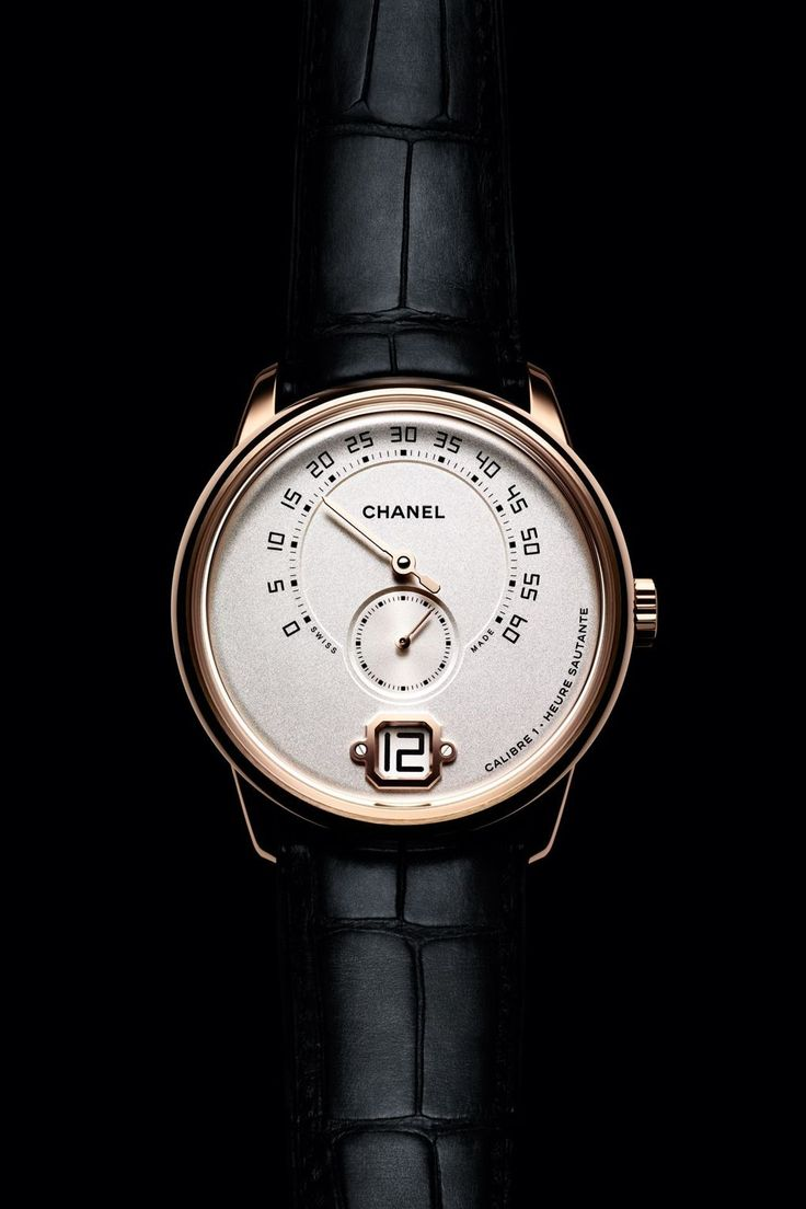 Chanel's J12 watches have been unisex since their launch in 2000,