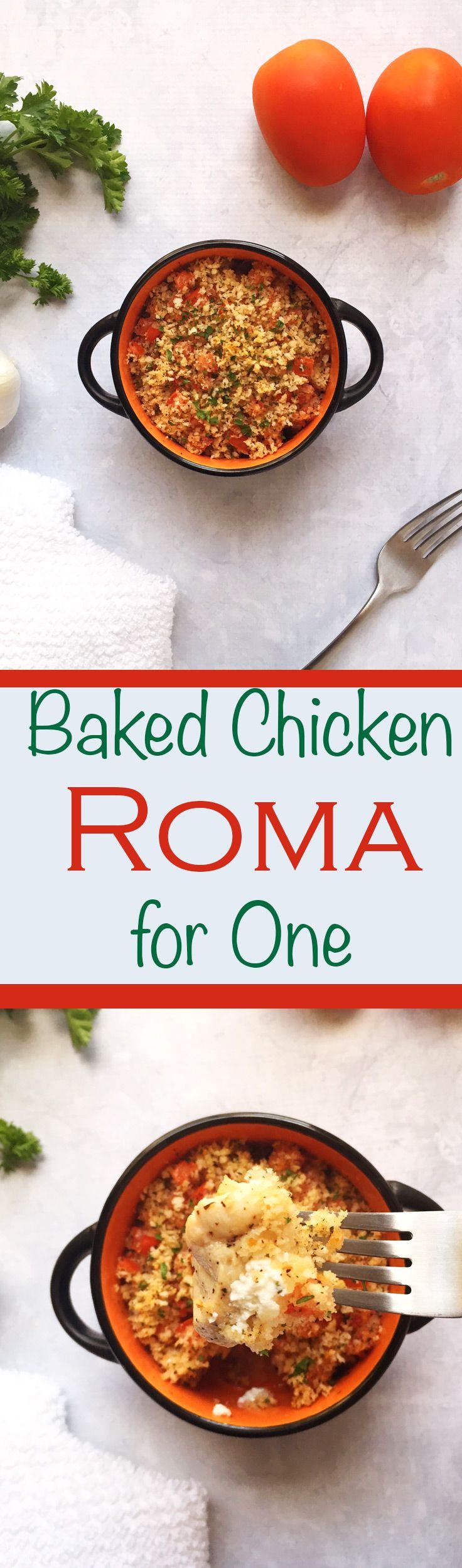 Easy breakfast ramekin recipes for one