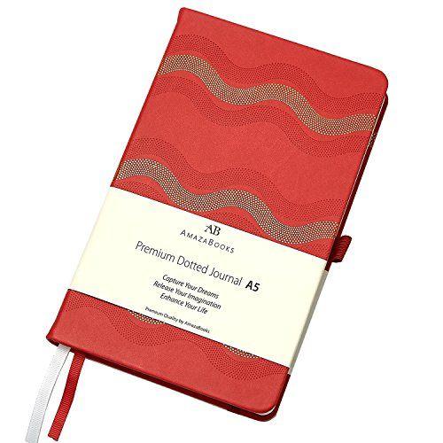 Bullet Journal Dot Grid Notebook - 240 Thick Dotted Pages... https://smile.amazon.com/dp/B075JDXQ3P/ref=cm_sw_r_pi_dp_U_x_epAsAbTFMGDXZ