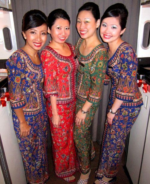 30+ Model Baju Batik Untuk Pramugari - Fashion Modern dan
