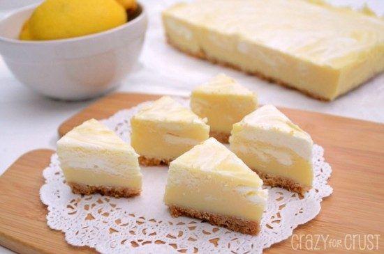 Best Lemon Meringue Pie Fudge Recipe Ever | The WHOot