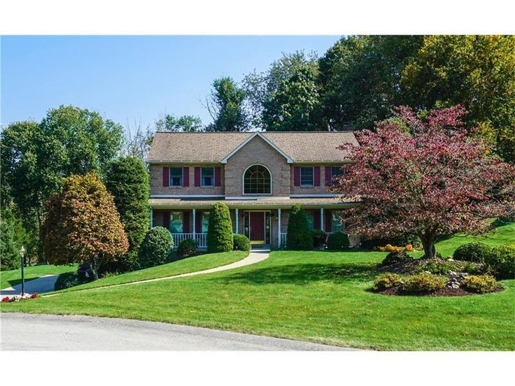 Nestled on a quiet Cal De Sac in Nottingham Township, this Ted Taylor all brick home boasts 4 bedrooms and 3 1/2 baths. The inviting two-story foyer welcomes you into the open concept Floor-plan. The Large Great room centers around the Gas stone Fireplace with built in shelves and recessed lighting. Entertain all your guests around the over sized island in the kitchen. Don't forget to check out the large first floor laundry room and half bath that are located on the main floor...