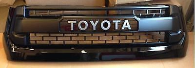 Cool Awesome 2014-2017 Genuine Toyota Tundra TRD Pro Grille Grill 53100-0C260-C0 OEM NEW 2017 2018