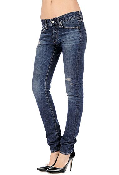 The Nikki - 6 Years Loft - Relaxed Skinny by AG , 100% cotton!