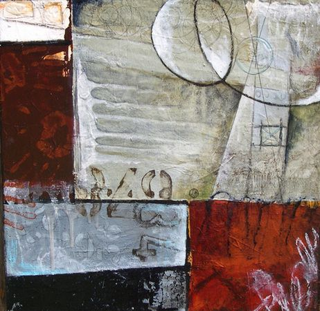 Bright & Bold Abstracts::Julie Havel Fine Art