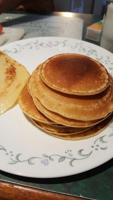 More pancakes!!!¤