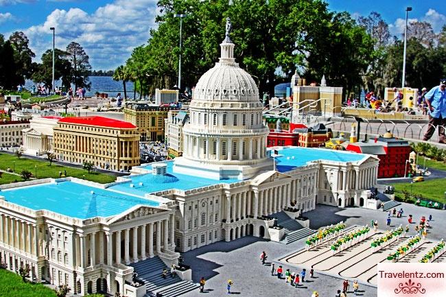 Miniland USA @ Legoland Florida