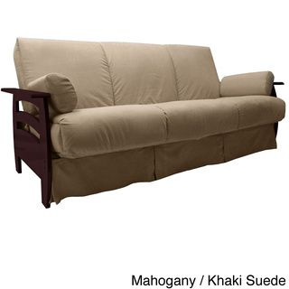 Tango Perfect Sit & Sleep Pocketed Coil Pillow Top Sofa Sleeper Bed   Overstock.com Shopping - The Best Deals on Futons