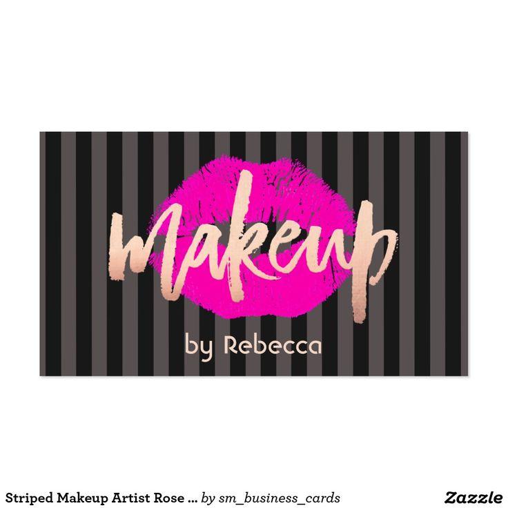 Black And Pink Kiss Makeup: 1000+ Ideas About Makeup Artist Logo On Pinterest