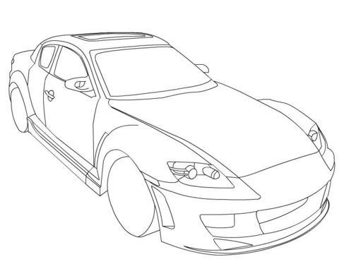 Mazda Miata Wallpaper