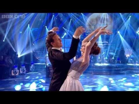 Sophie Ellis-Bextor & Brendan Waltz to 'Moon River' - Strictly Come Dancing 2013 Week 1- BBC One - YouTube