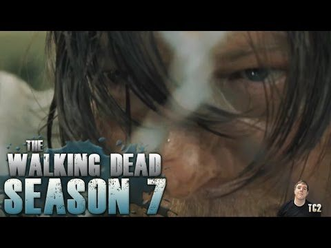 The Walking Dead Season 7 Episode 3 – The Cell Video Review