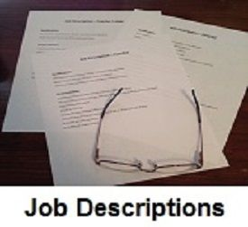 Preschool job descriptions are vital.    They clarify details of each person's job responsibilities.  They also help you to provide a thorough evaluation at review time based on what the know expecations are!  As a preschool director, you should have them on file for each preschool position.    Let share my years of experience in developing them with you to save you time!
