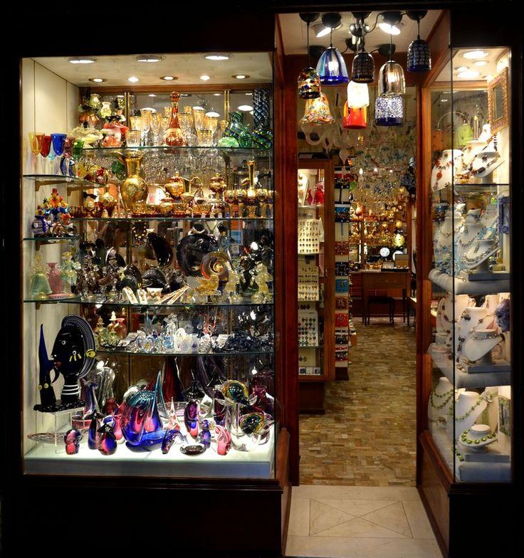 Zorzi & Ragazzi Venice, Shopping Piazza San Marco Venice ...