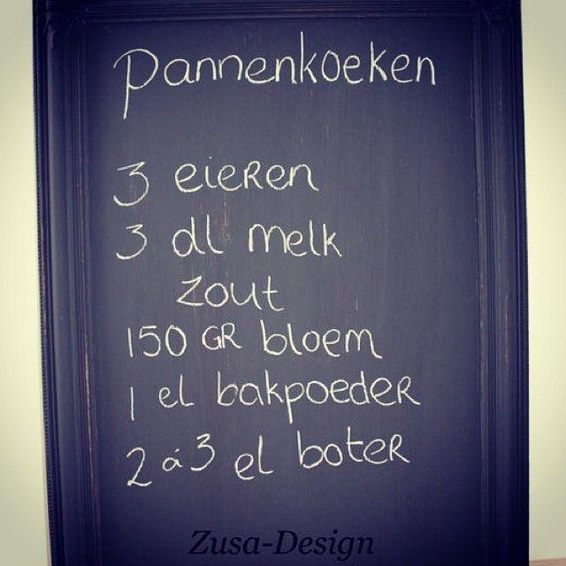 Zusa-Design   Geef een oude spiegel een nieuwe functie met krijtverf. www.zusa-design.nl #DIY #krijtbord #spiegel #krijt #krijtverf #tekst #interieur #woonaccessoires