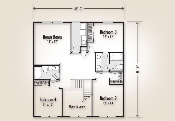 3217 Plan Homes Adair Homes House Ideas Pinterest