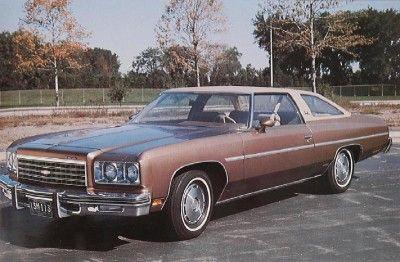 1976 Chevrolet Impala.  GREAT Year!