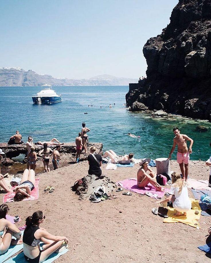Ammoudi Bay, Santorini - best summer ever!!
