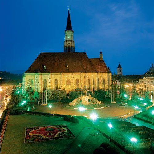 cluj napoca romania | Cluj-Napoca, Romania - Union Square
