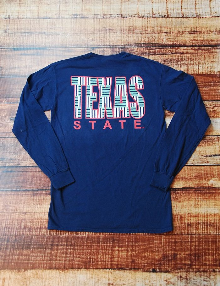 29 best texas state bobcats images on pinterest texas for Custom t shirts san marcos tx