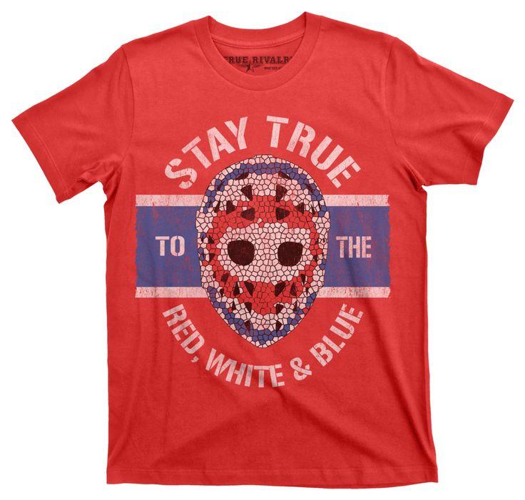 Stay True | True Rivalry - Best Sports T Shirts Online